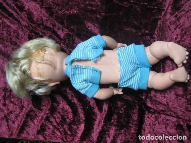 Muñecas Españolas Modernas: años 70 - gran BEBE marca TOYSE made in spain con algún defecto. ver fotos - Foto 2 - 151509094