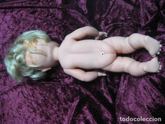 Muñecas Españolas Modernas: años 70 - gran BEBE marca TOYSE made in spain con algún defecto. ver fotos - Foto 4 - 151509094
