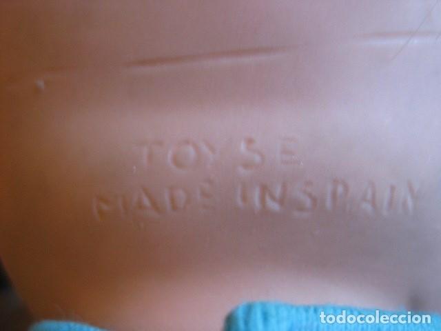 Muñecas Españolas Modernas: años 70 - gran BEBE marca TOYSE made in spain con algún defecto. ver fotos - Foto 7 - 151509094