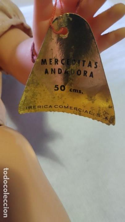 Muñecas Españolas Modernas: Muñeca Merceditas Andadora - Foto 4 - 151611266