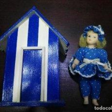 Muñecas Españolas Modernas: MARAVILLOSO MUNDO DE LAS MUÑECAS DE PORCELANA DE PLANETA AGOSTINI. Lote 151910338