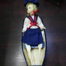 Muñecas Españolas Modernas: MARAVILLOSO MUNDO DE LAS MUÑECAS DE PORCELANA DE PLANETA AGOSTINI. Lote 151910374