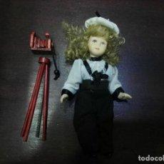 Muñecas Españolas Modernas: MARAVILLOSO MUNDO DE LAS MUÑECAS DE PORCELANA DE PLANETA AGOSTINI. Lote 151910422