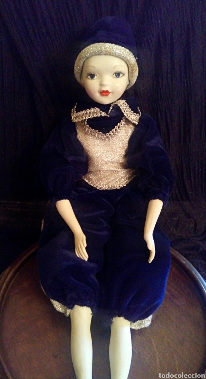 Muñecas Españolas Modernas: Muñeca de porcelana. Ramon Ingles. - Foto 2 - 153216417