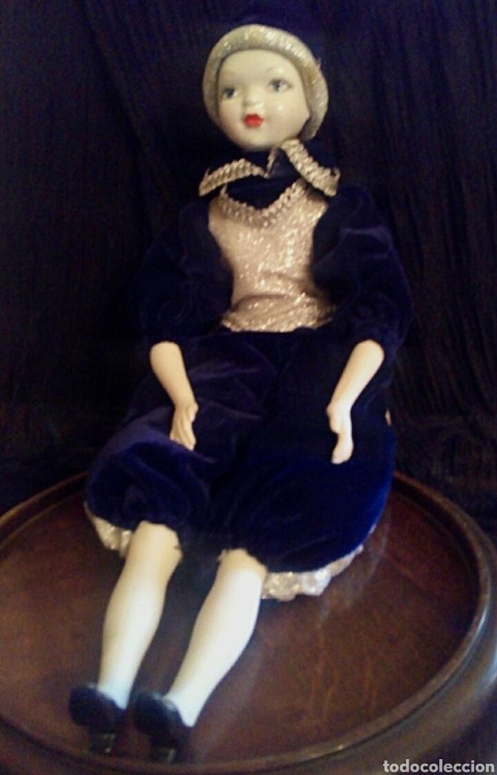 Muñecas Españolas Modernas: Muñeca de porcelana. Ramon Ingles. - Foto 5 - 153216417