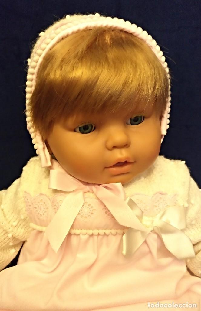 Muñecas Españolas Modernas: Muñeca de 65 cm de Onil,años 90.El conjunto es nuevo - Foto 12 - 153328086