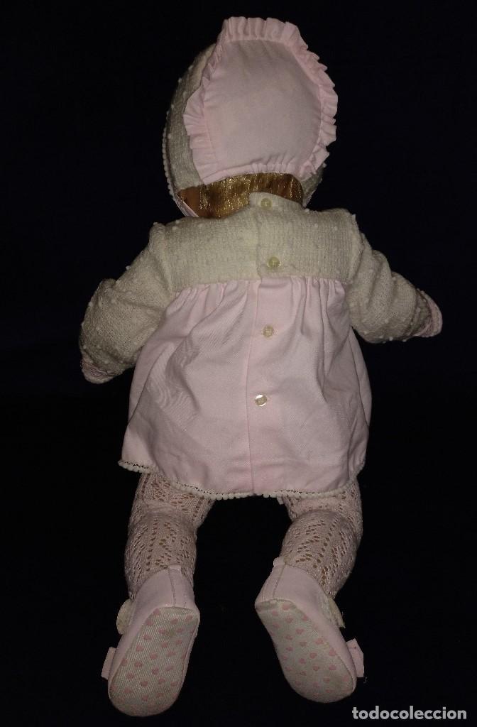 Muñecas Españolas Modernas: Muñeca de 65 cm de Onil,años 90.El conjunto es nuevo - Foto 15 - 153328086