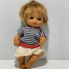 Muñecas Españolas Modernas - Muñeco jesmar tamaño Barriguitas ojos durmientes - 153866056