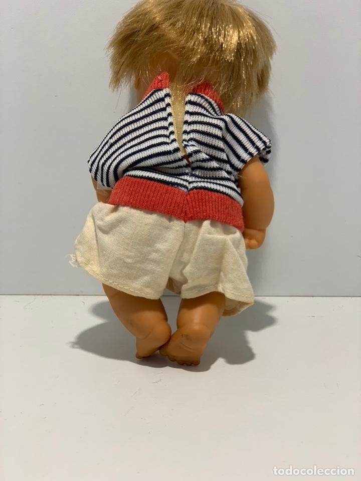 Muñecas Españolas Modernas: Muñeco jesmar tamaño Barriguitas ojos durmientes - Foto 2 - 153866056
