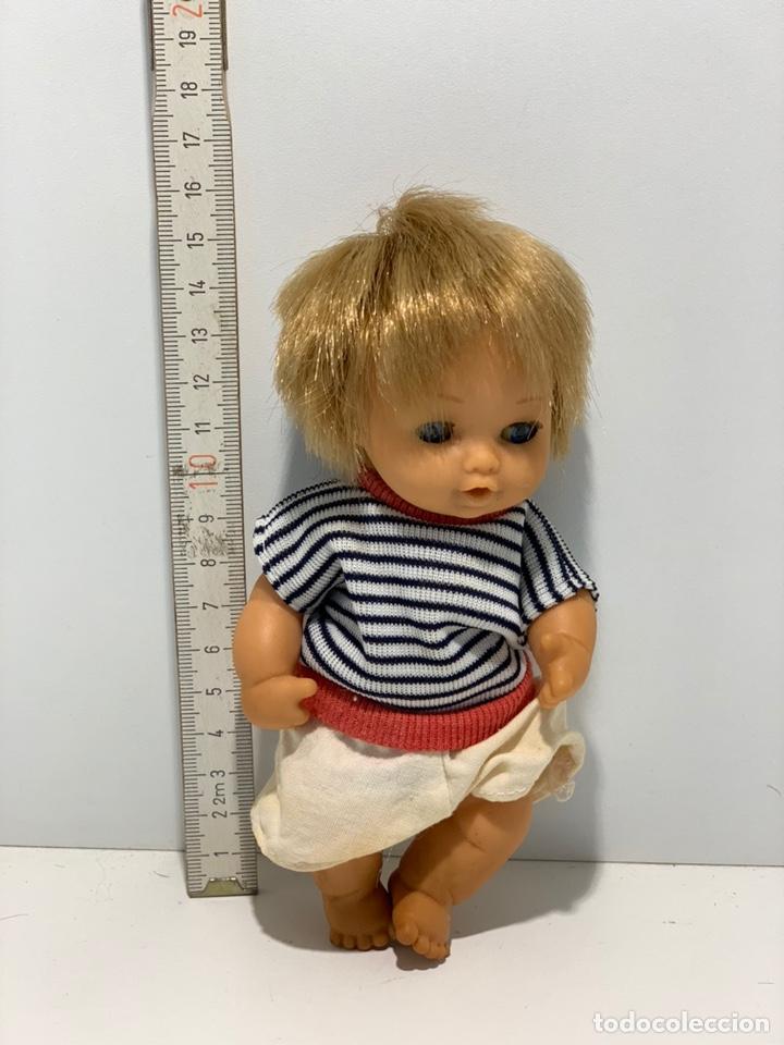 Muñecas Españolas Modernas: Muñeco jesmar tamaño Barriguitas ojos durmientes - Foto 3 - 153866056