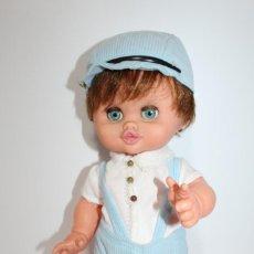 Bonecas Espanholas Modernas: MUÑECO DE BERJUSA OBSEQUIO DE JABONES ELENA - AÑOS 60. Lote 153931282