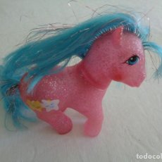Muñecas Españolas Modernas: MI PEQUEÑO PONY MY LITTLE PONY PURPURINA - DIBUJO STAR DANCER - HASBRO - MADE IN HONG HONG . Lote 155353098
