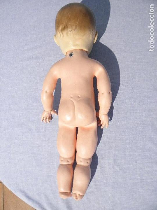 Muñecas Españolas Modernas: Muñeco antiguo americano - Foto 5 - 143847310