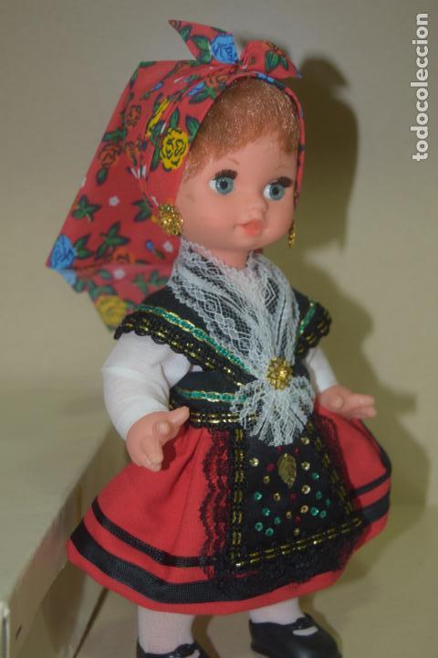 Muñecas Españolas Modernas: muñeca gallega de troya - Foto 3 - 157935050