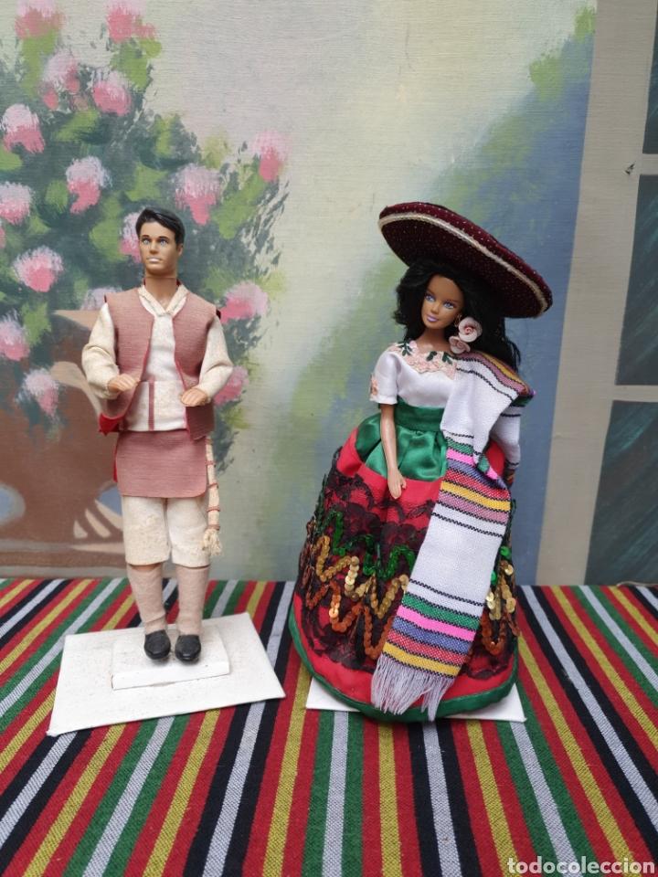 68d90d54bd Barbie y ken vestidos mexicano - Sold at Auction - 158641274
