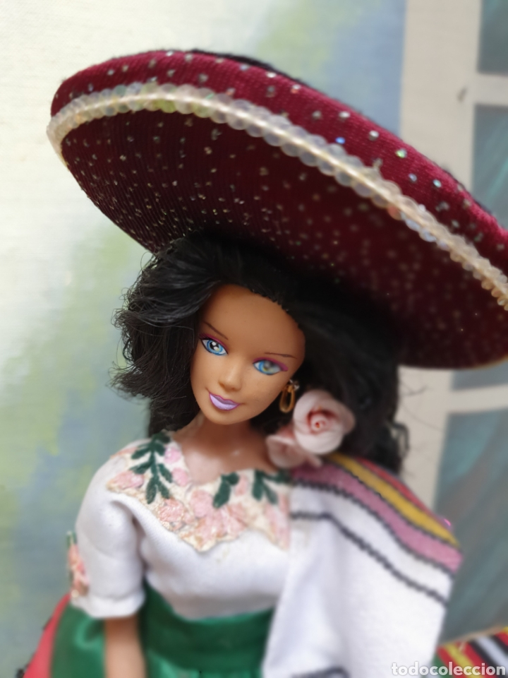 273a522006 Modern Spanish Dolls  Barbie y Ken vestidos mexicano - Foto 4 - 158641274