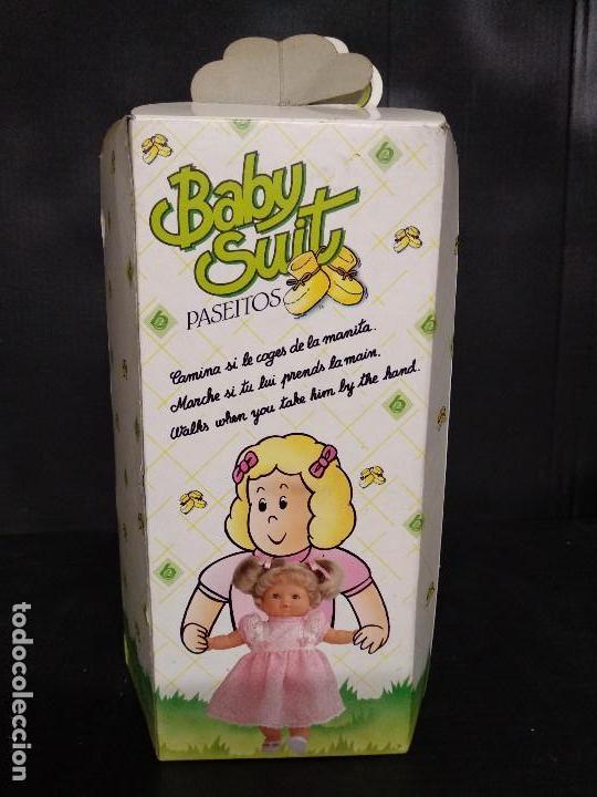 Muñecas Españolas Modernas: BABY SUIT PASEITOS - BERJUSA - NUEVO - Foto 2 - 159591826