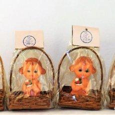 Muñecas Españolas Modernas: MUÑECA FARITA. CONJUNTO DE CUATRO UNIDADES. Lote 160552374