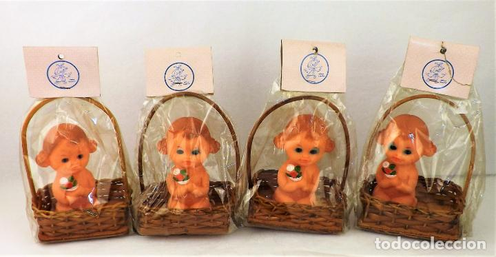 Muñecas Españolas Modernas: Muñeca Farita. Conjunto de cuatro unidades - Foto 2 - 160552374