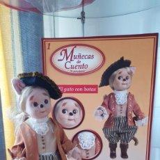 Muñecas Españolas Modernas: MUÑECAS DE CUENTO EN PORCELANA. Lote 161722358