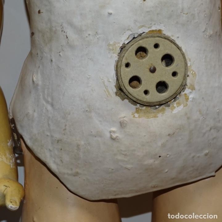 Muñecas Españolas Modernas: Bonita Muñeca antigua siglo xix marca T C.83 cm de alta.carton piedra. - Foto 2 - 162365086