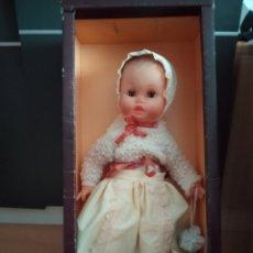 Muñecas Españolas Modernas: MUÑECA BABY PELONCETE DE BELLE EPOQUE TOYSE SPAIN AÑOS 70,. Lote 162777012