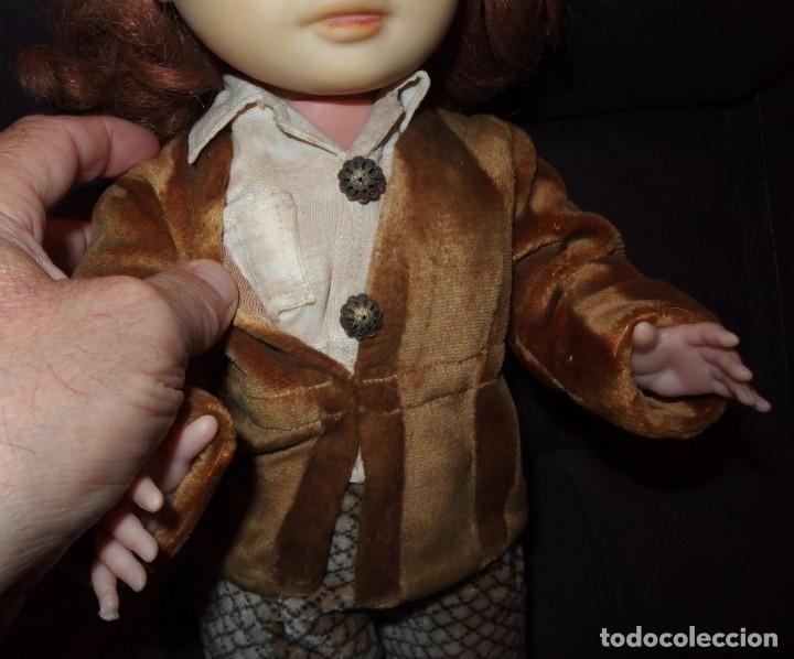 Muñecas Españolas Modernas: MUÑECA CELESTE,CON PRECIOSO CONJUNTO DE PANA,DE MUÑECAS BB,AÑOS 60 - Foto 2 - 164189554
