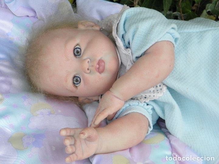 Muñecas Españolas Modernas: Muñeco bebé reborn toddler Bountiful Baby - Foto 8 - 164324774