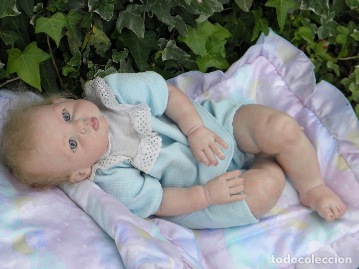 Muñecas Españolas Modernas: Muñeco bebé reborn toddler Bountiful Baby - Foto 9 - 164324774