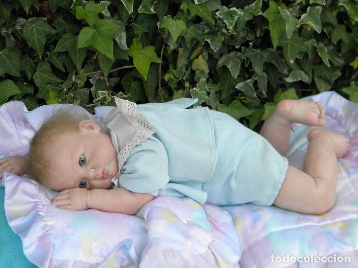 Muñecas Españolas Modernas: Muñeco bebé reborn toddler Bountiful Baby - Foto 10 - 164324774