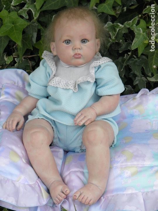 MUÑECO BEBÉ REBORN TODDLER BOUNTIFUL BABY (Juguetes - Otras Muñecas Españolas Modernas)