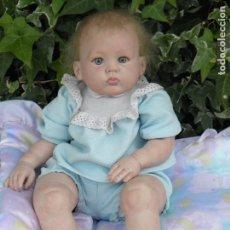 Muñecas Españolas Modernas: MUÑECO BEBÉ REBORN TODDLER BOUNTIFUL BABY. Lote 164324774