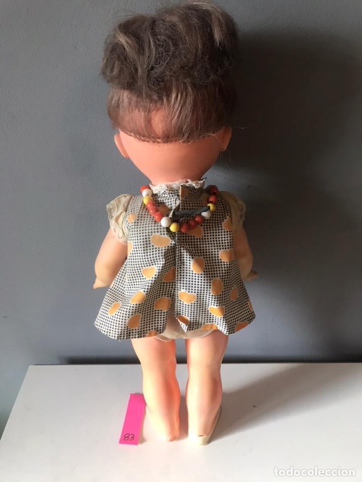 Muñecas Españolas Modernas: ANTIGUA MUÑECA ESPAÑOLA AÑOS 60 - 70 - Foto 3 - 165267526