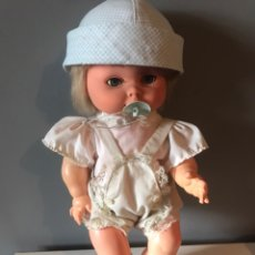 Muñecas Españolas Modernas: ANTIGUA MUÑECA BEBÉ AÑOS 60 - 70. Lote 165271069