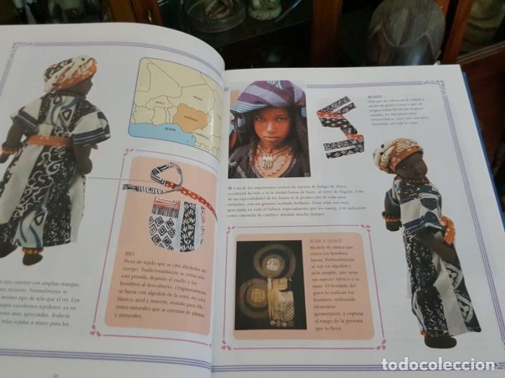 Muñecas Españolas Modernas: MUÑECAS DEL MUNDO. COLECCIÓN COMPLETA DE MUÑECAS CON TRES LIBROS ENCUADERNADOS. - Foto 2 - 165363862