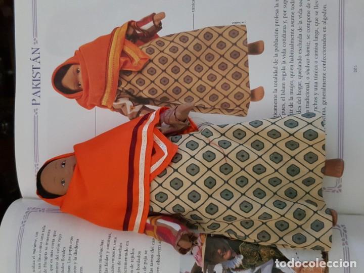 Muñecas Españolas Modernas: MUÑECAS DEL MUNDO. COLECCIÓN COMPLETA DE MUÑECAS CON TRES LIBROS ENCUADERNADOS. - Foto 5 - 165363862