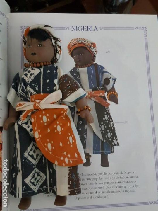 MUÑECAS DEL MUNDO. COLECCIÓN COMPLETA DE MUÑECAS CON TRES LIBROS ENCUADERNADOS. (Juguetes - Otras Muñecas Españolas Modernas)