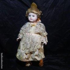 Muñecas Españolas Modernas: MUÑECA DE PORCELANA VESTIDA DE FALLERA RAMON INGLES. Lote 165749938