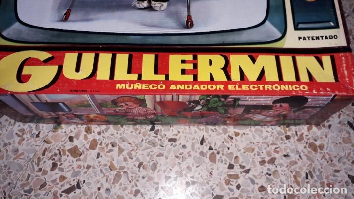 Muñecas Españolas Modernas: MUñECA GUILLERMIN DE GUILLEN Y VICEDO S.L., JUGUETE ANTIGUO, MUñECA ANTIGUA, MUñECA QUE ANDA - Foto 3 - 165788370