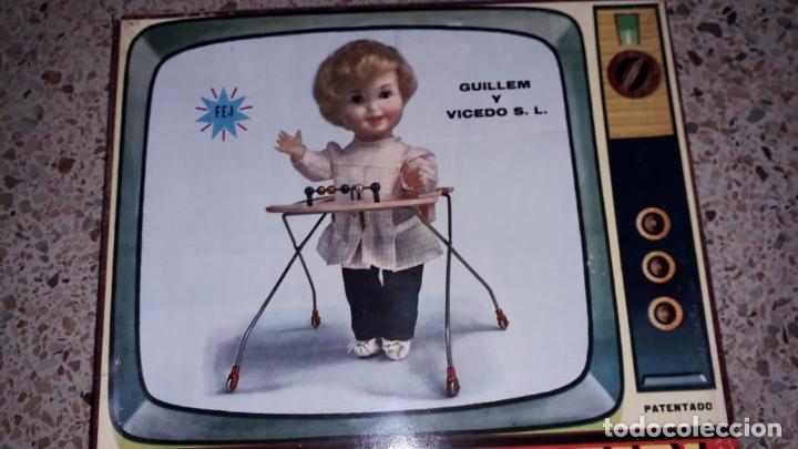 Muñecas Españolas Modernas: MUñECA GUILLERMIN DE GUILLEN Y VICEDO S.L., JUGUETE ANTIGUO, MUñECA ANTIGUA, MUñECA QUE ANDA - Foto 7 - 165788370