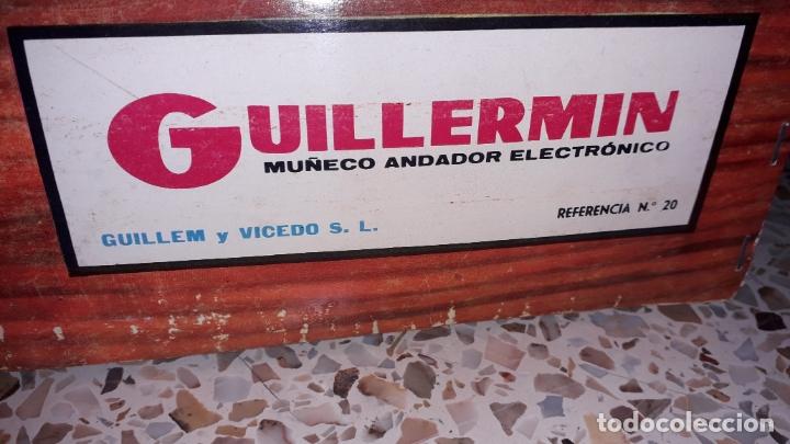 Muñecas Españolas Modernas: MUñECA GUILLERMIN DE GUILLEN Y VICEDO S.L., JUGUETE ANTIGUO, MUñECA ANTIGUA, MUñECA QUE ANDA - Foto 11 - 165788370