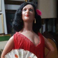 Muñecas Españolas Modernas: LOLA FLORES MUÑECA. Lote 166062132