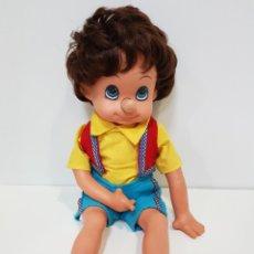 Muñecas Españolas Modernas: MUÑECO PINOCHO MARCA PAKOS / FABRICADO EN ESPAÑA AÑOS 80_90. Lote 167759570