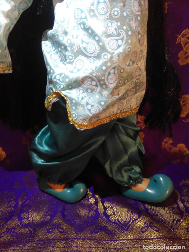 Muñecas Españolas Modernas: Preciosa Muñeca Jasmine,1°Edición,Animators De Colección Disney Store Original,Aladdin. - Foto 6 - 168647792
