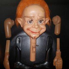 Muñecas Españolas Modernas: PARLANCHIN DE CREMEAL. AÑOS 70. MUÑECO MARIONETA DE VENTRILOCUO. VENTRILOQUIA. Lote 169197856