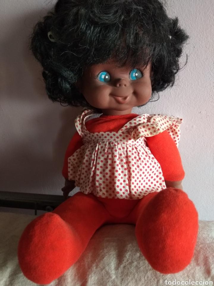 Muñecas Españolas Modernas: Muñeca Bolitas de Toyse años 70 no Nancy - Foto 2 - 169209458