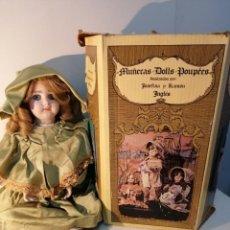 Muñecas Españolas Modernas: MUÑECA PORCELANA FIRMADA RAMON INGLES. Lote 170021516
