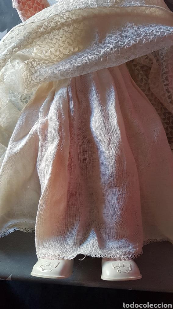 Muñecas Españolas Modernas: Preciosa muñeca Jesmar de primera comunión. Con el vestido completo - Foto 5 - 171127068