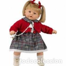 Muñecas Españolas Modernas: MUÑECO ESPECIAL-VINILO DE CALIDAD Y CUERPO BLANDO-LLORA/HABLA-NUEVA-COMUNIÓN-NAVIDAD-65CM. Lote 171464260
