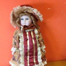 Muñecas Españolas Modernas: MUÑECA DE JOSEFINA Y RAMON INGLES . Lote 172093300